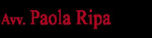 Avvocato Paola Ripa
